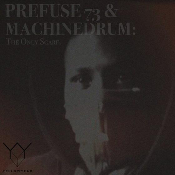 Prefuse 73 & Machinedrum