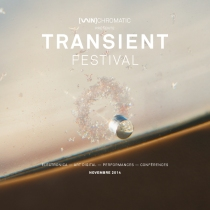 Transient, Festival, Sin Chromatic, Mains d'Oeuvres, 2014