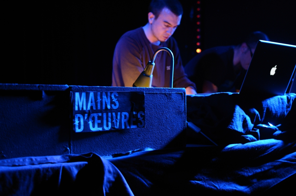 Transient, Festival, Sin Chromatic, Mains d'Oeuvres, 2014, Ocoeur, Hieros gamos