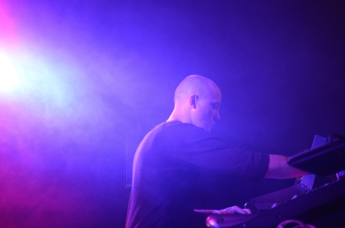 Transient, Festival, Sin Chromatic, Mains d'Oeuvres, 2014, Kangding Ray