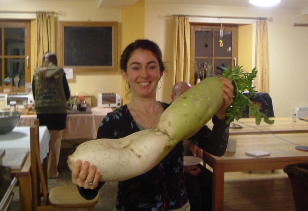 giant-radish