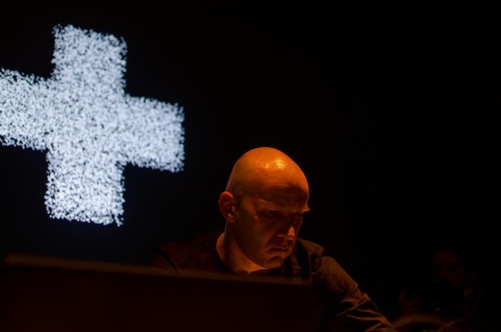 Franck Vigroux @ Transient