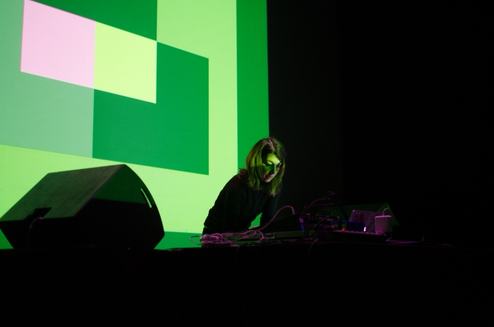 Mira Calix - Live @ Transient