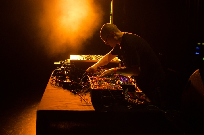 Richard Devine - Live @ Transient