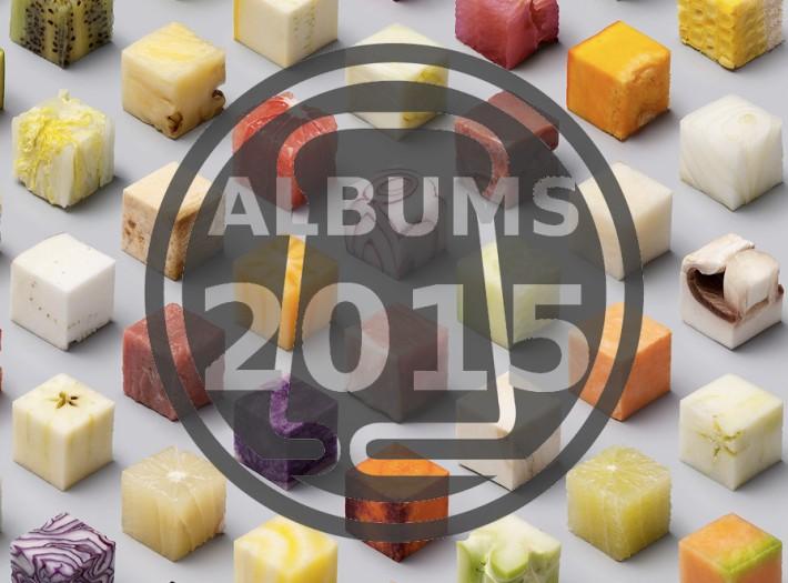 Bestof of 2015 albums